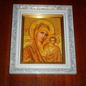 Икона Казанской Божий матери