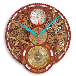 Метеостанции Настенные Часы