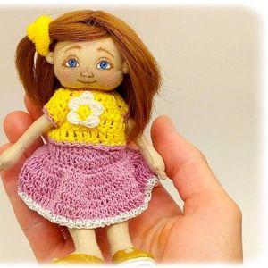 Куколки-мини с набором одежды