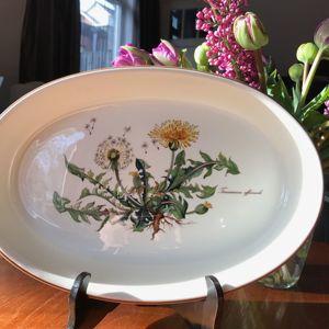 Ботаника, V&B, посуда, фарфор