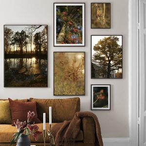 Постеры Осень - NEW