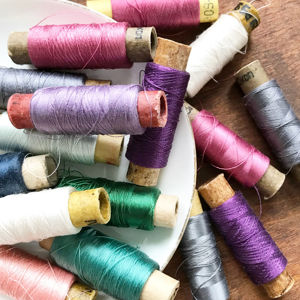 Нитки для вышивки, шитья