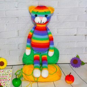 Радужные игрушки