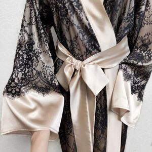 Модели халатов с подкладкой