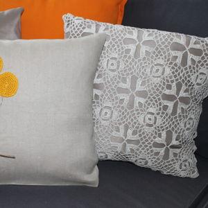 Декоративные интерьерные подушки