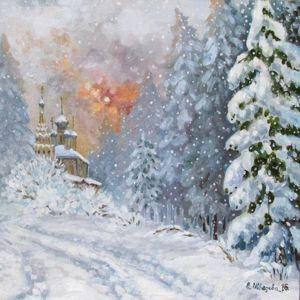 Зима и ее праздники!
