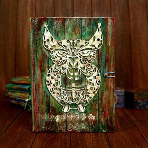 Деревянные блокноты