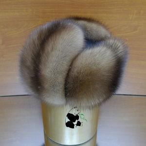 Мужские меховые шапки  от «Мишан»