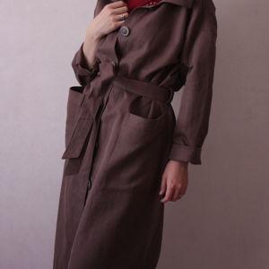 Осень-зима. Пальто, жакеты, платья.
