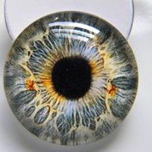 8мм глазки стеклянные