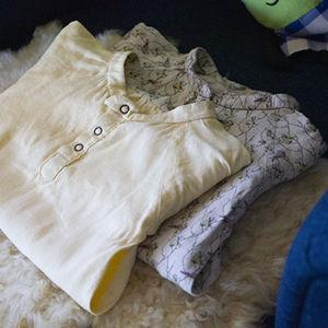 Детская одежда из льна