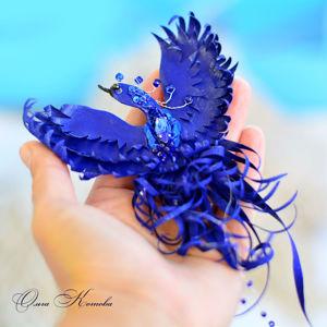 Птицы из кожи