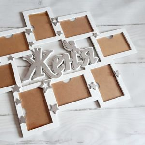 Рамочки для детей из дерева