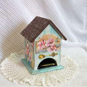 Чайные домики и чайные шкатулки