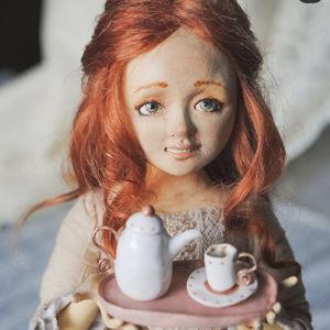 Куклы на подставках