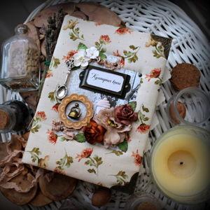 Блокноты/кулинарные книги