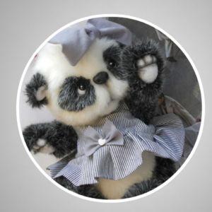Мишки панды by Koritsa