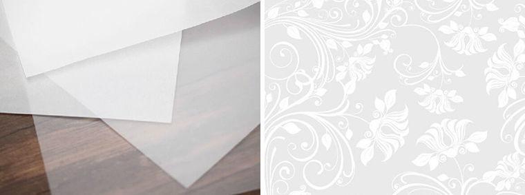 Веллум, Калька, Пергаментная бумага фото