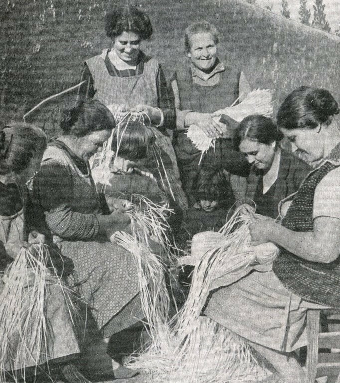 История флорентийской соломки, фото № 1