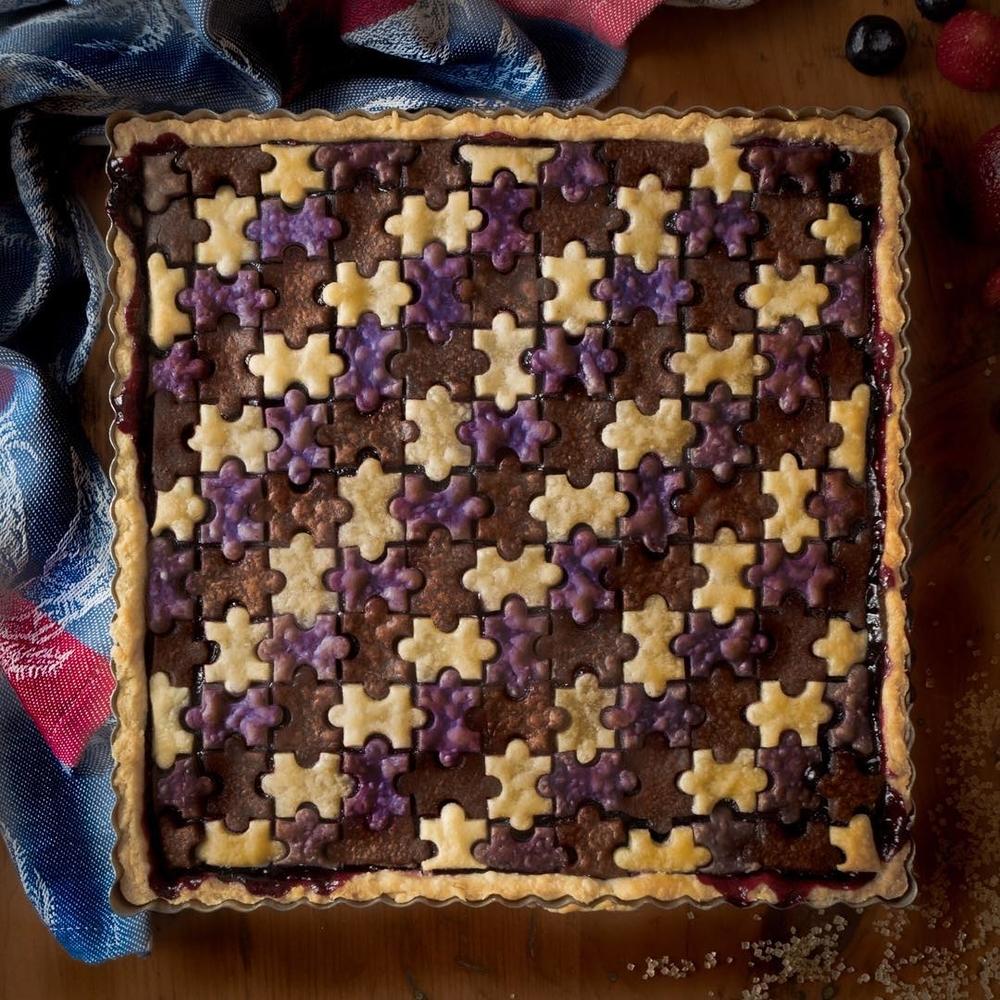 Самоучка печет пироги невероятной красоты: кулинарные шедевры от Helen Nugent + 3 секрета идеальной выпечки, фото № 32