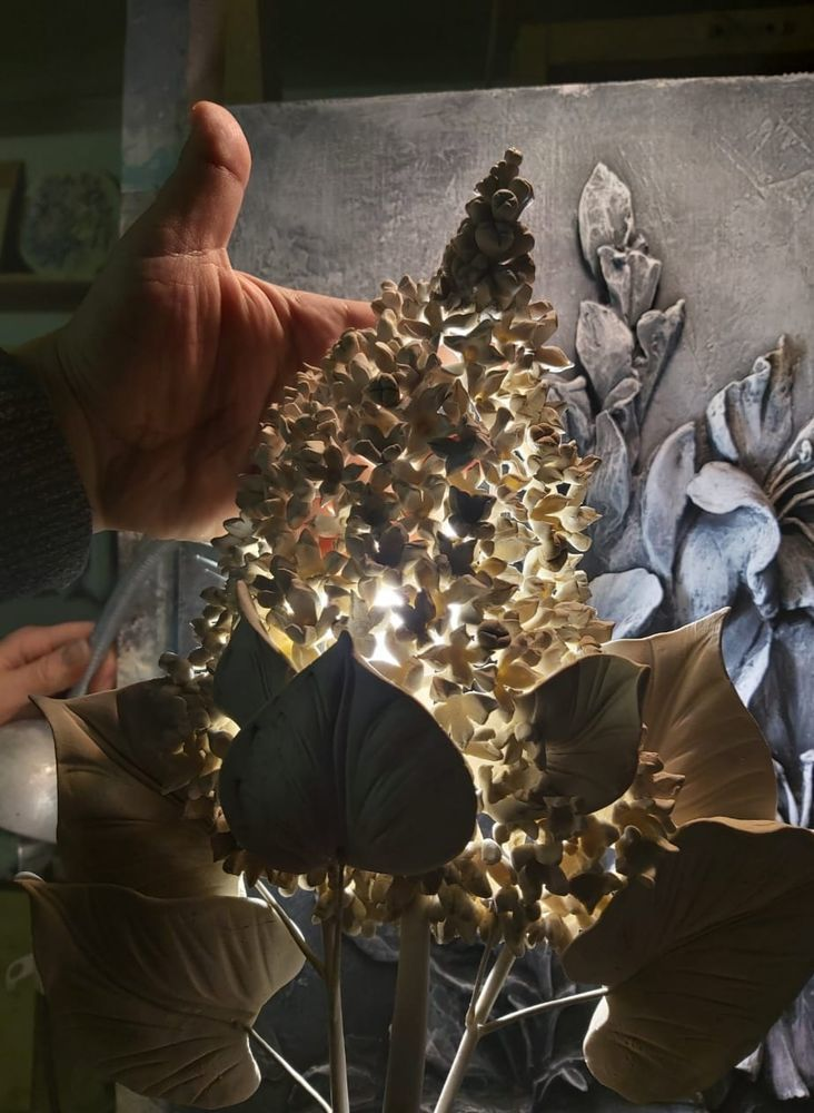 Скульптурная лепка Дмитрия Руденского, фото № 2