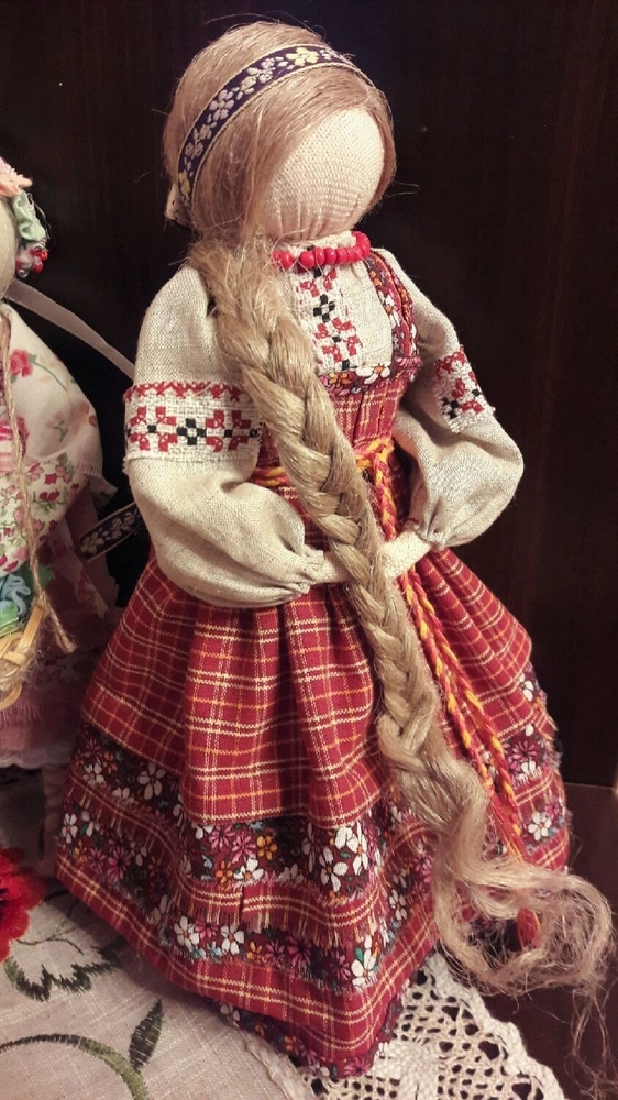 История и особенности русской тряпичной куклы, фото № 31