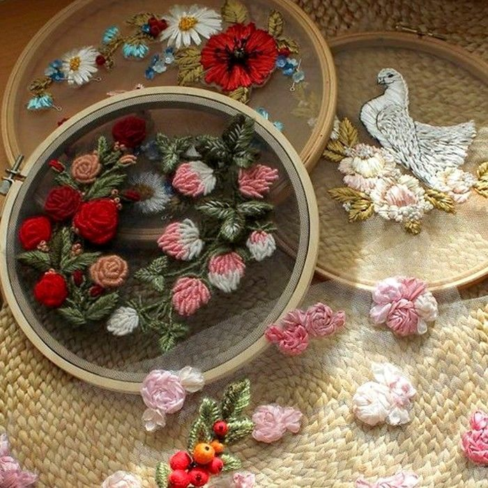 Incredibly Delicate And Airy Embroidery!, фото № 9