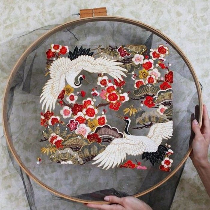 Incredibly Delicate And Airy Embroidery!, фото № 12