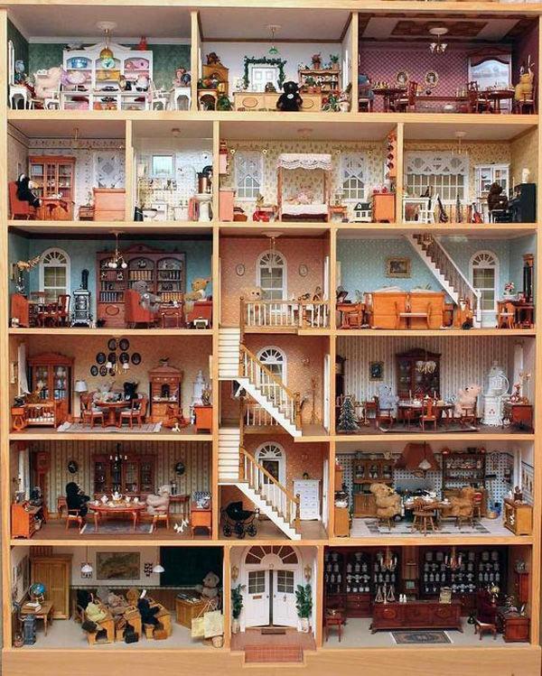 Коллекционируем красиво: 40+ впечатляющих полок для хранения коллекций, фото № 48