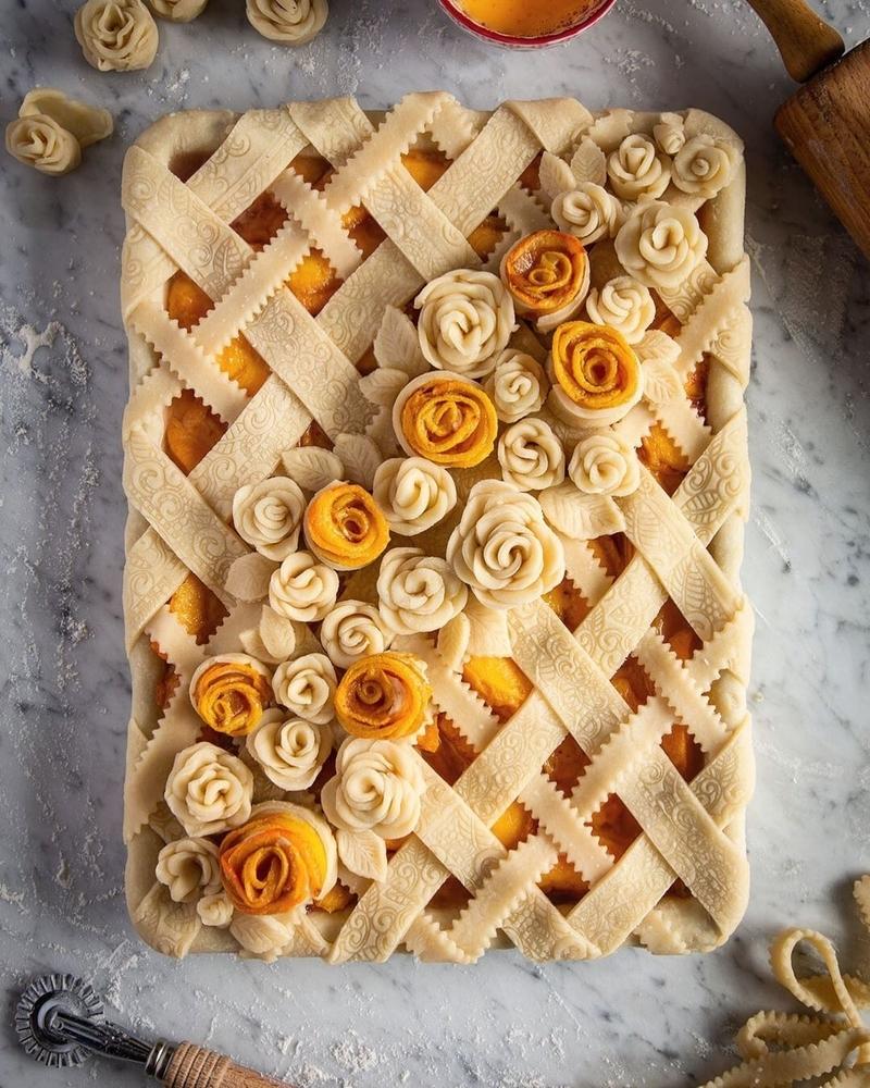 Самоучка печет пироги невероятной красоты: кулинарные шедевры от Helen Nugent + 3 секрета идеальной выпечки, фото № 25