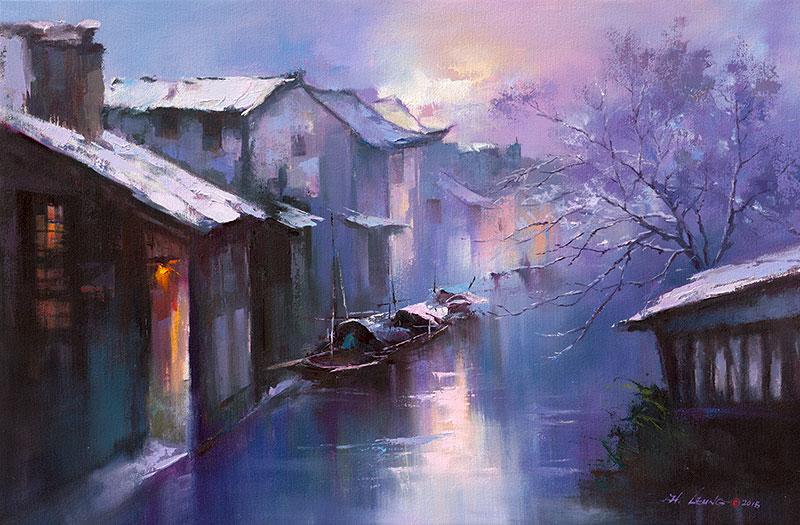 Кен Хонг Лунг — мастер волшебных пейзажей, фото № 18