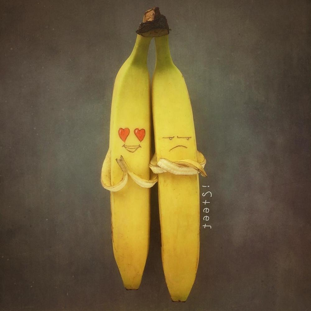 Повелитель бананов Стивен Брюче меняет наше привычное представление об этом фрукте в своём творчестве!, фото № 12