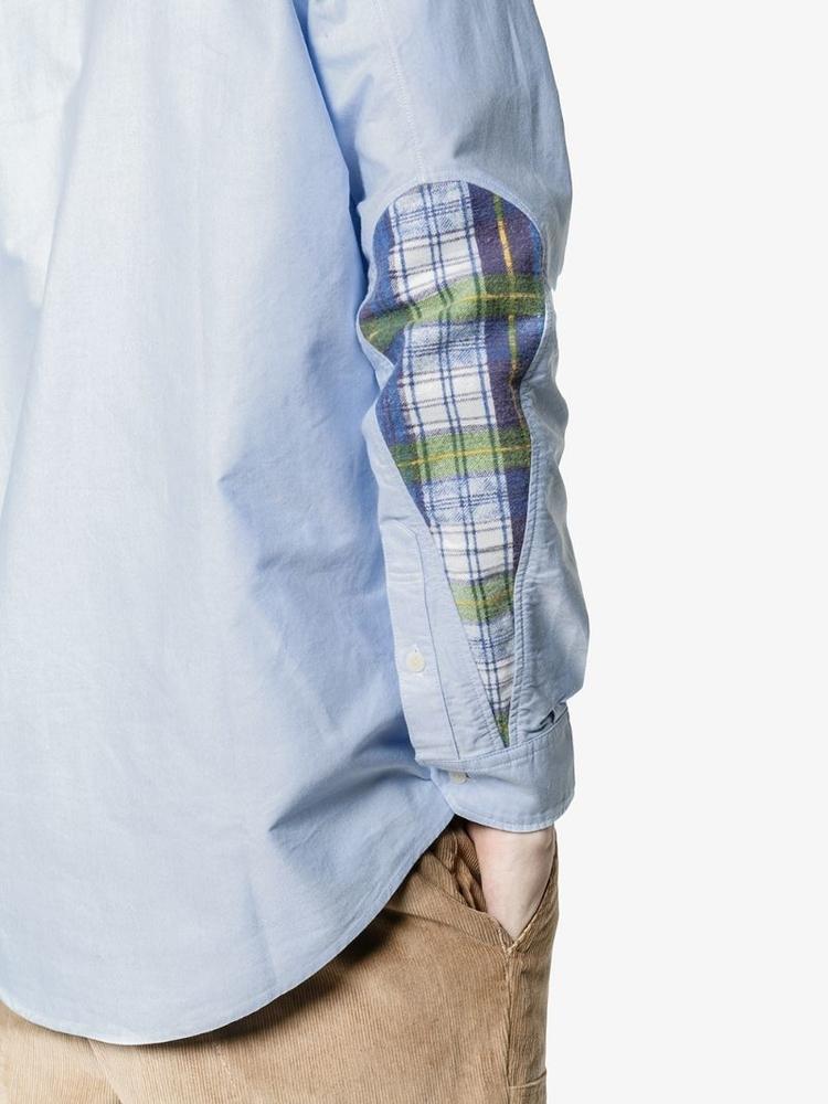 Декоративные заплатки на локтях одежды: 11 креативных идей, фото № 13