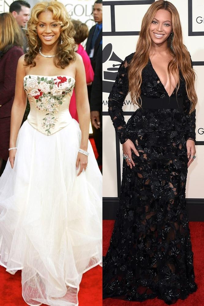 10 потрясающих «До и после» модные преображения, фото № 12