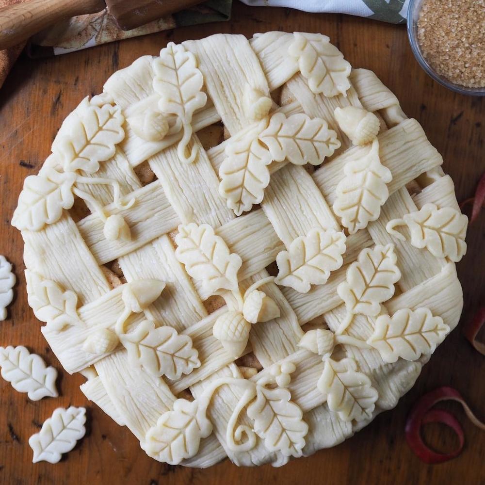 Самоучка печет пироги невероятной красоты: кулинарные шедевры от Helen Nugent + 3 секрета идеальной выпечки, фото № 23