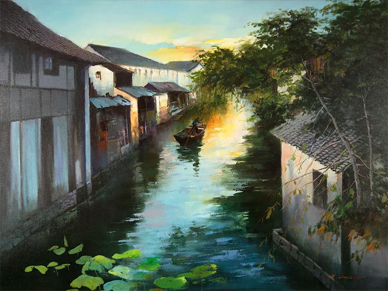 Кен Хонг Лунг — мастер волшебных пейзажей, фото № 3