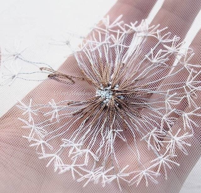 Incredibly Delicate And Airy Embroidery!, фото № 1