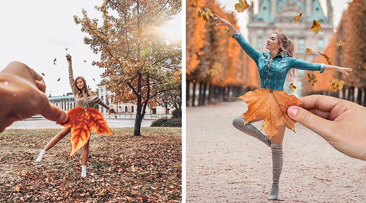 15 Ideas For Autumn Photos That You Will Definitely Want To Repeat, фото № 7