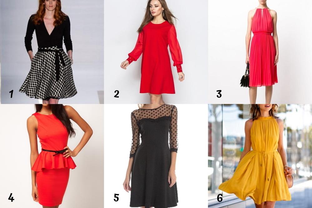 Выбор платья, часть 1. Подбор фасона по фигуре, фото № 6