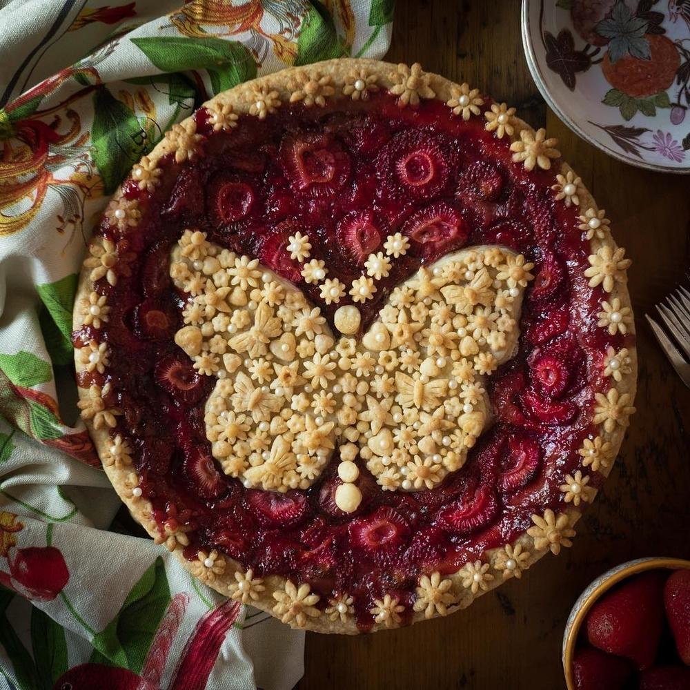 Самоучка печет пироги невероятной красоты: кулинарные шедевры от Helen Nugent + 3 секрета идеальной выпечки, фото № 7