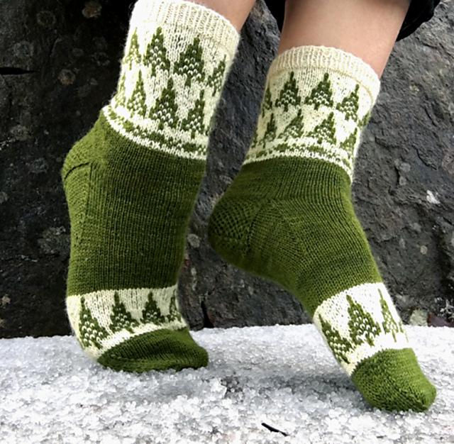 К зиме готовы! 50 идей вещей для вязания спицами, фото № 47