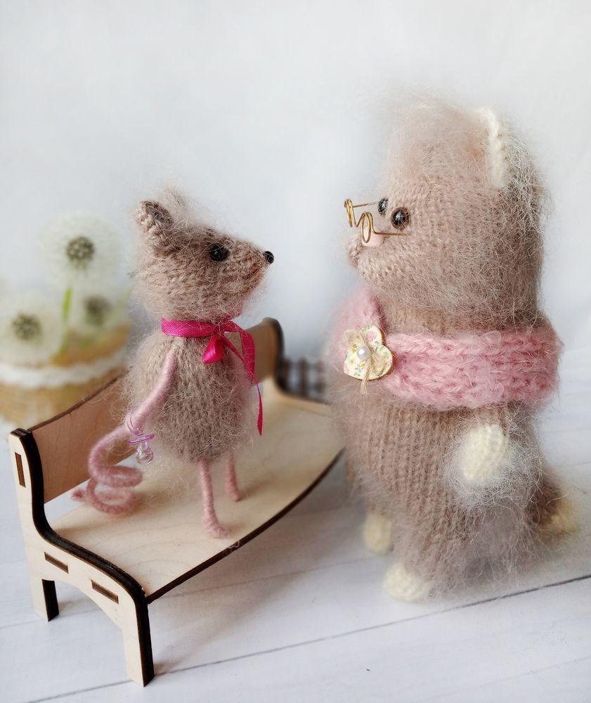 игрушки для души, мышка