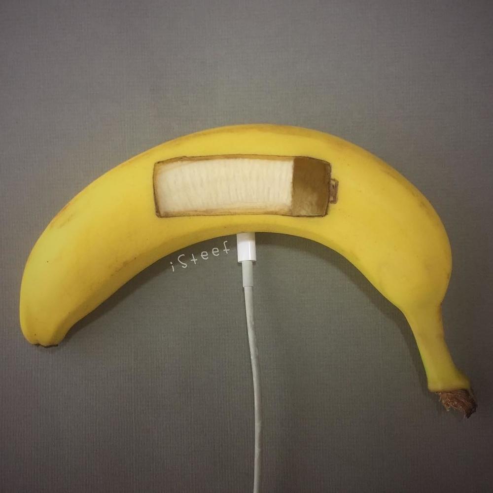 Повелитель бананов Стивен Брюче меняет наше привычное представление об этом фрукте в своём творчестве!, фото № 25