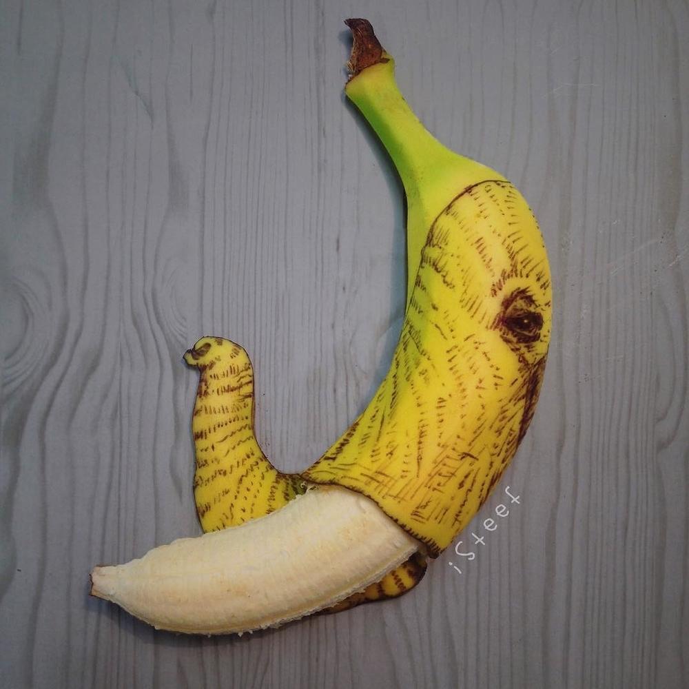 Повелитель бананов Стивен Брюче меняет наше привычное представление об этом фрукте в своём творчестве!, фото № 13