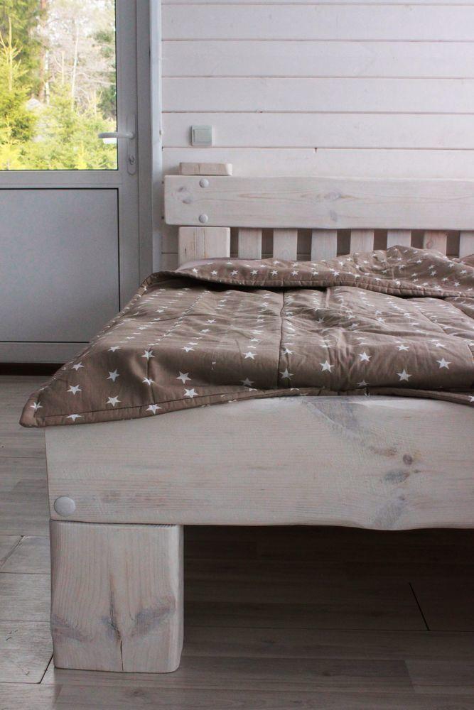 деревянная кровать, кровать на заказ