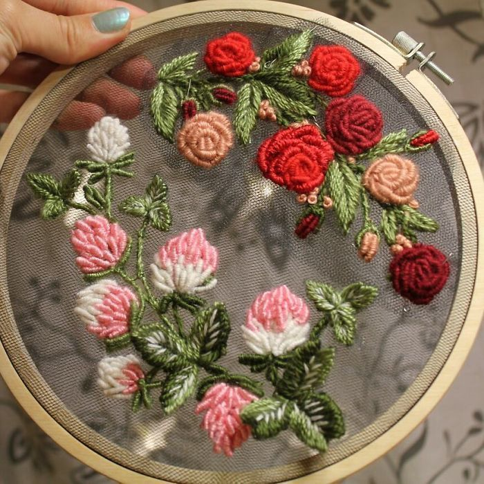 Incredibly Delicate And Airy Embroidery!, фото № 13