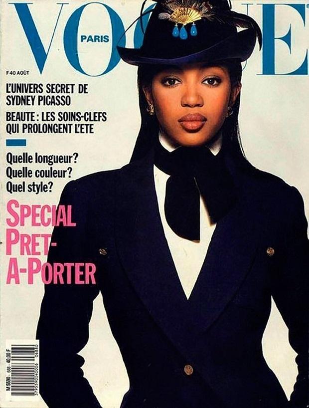 Мастер провокации. 10 самых скандальных обложек журнала Vogue, фото № 1