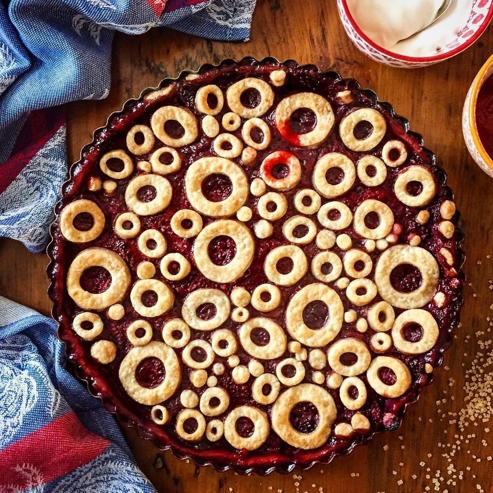 Самоучка печет пироги невероятной красоты: кулинарные шедевры от Helen Nugent + 3 секрета идеальной выпечки, фото № 17