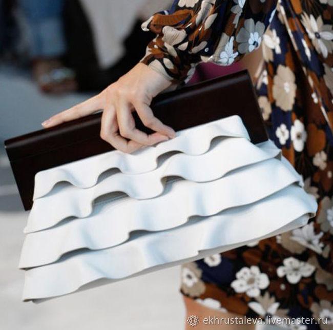Сумка своими руками. Шьем сумку с деревянным фермуаром, фото № 3