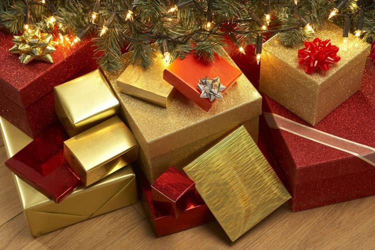 Золотой новогодний декор: 15 классных идей, фото № 40